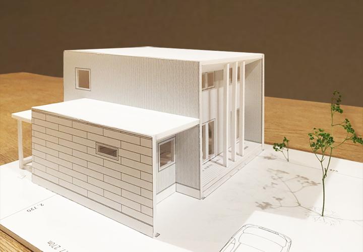 2017年コンセプトモデルハウス模型2