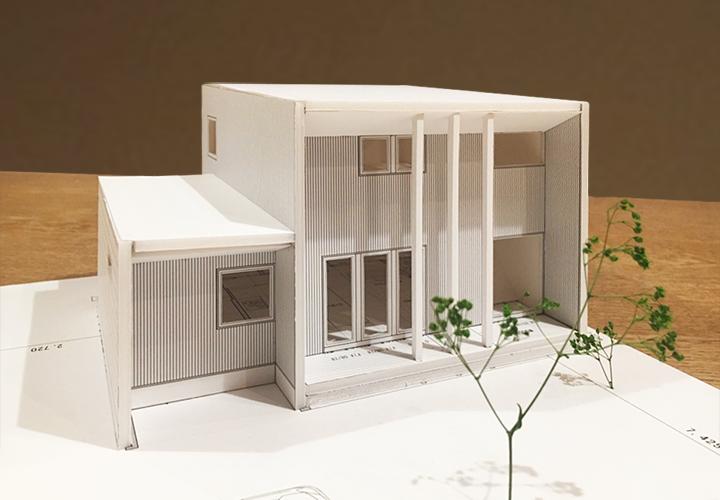 2017年コンセプトモデルハウス模型3